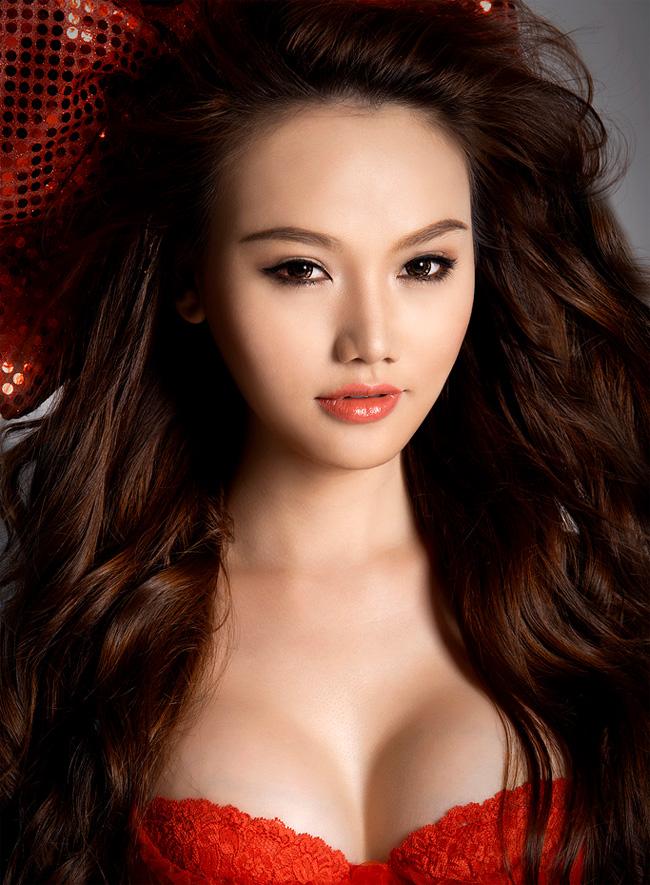Hot girl xinh, gai xinh, hot girl ha thanh